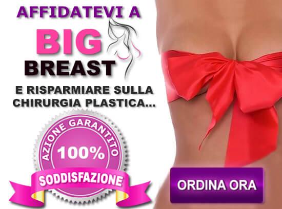 banner, che garantisce il 100% di soddisfazione -Questo gel di azione e le pillole per l'ingrandimento del seno – Big Breast Plus